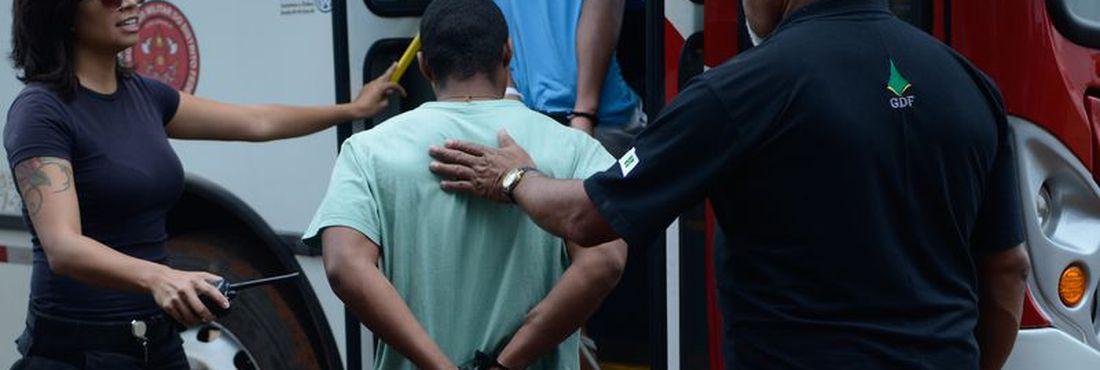 Último grupo de adolescentes menores infratores do Caje é transferido