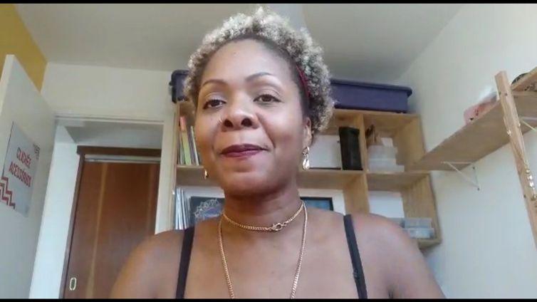 Clátia Vieira em Caminhos da Reportagem.