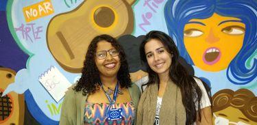 Thaíse Mandalla, curadora do projeto