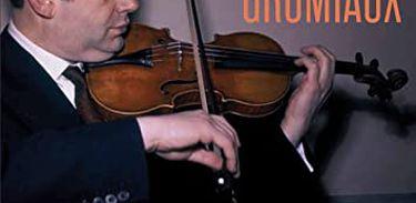 Capa do CD de Arthur Grumiaux