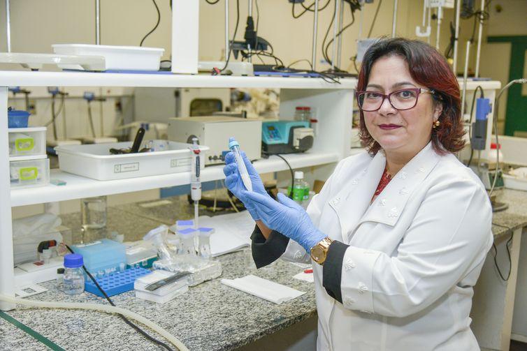 Eliana Martins Lima,Cientistas da UFG desenvolvem medicamento que reverte overdose de cocaína