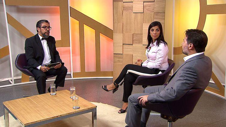Diálogo Brasil aborda a campanha setembro amarelo com Leila Herédia e Carlos Henrique de Aragão