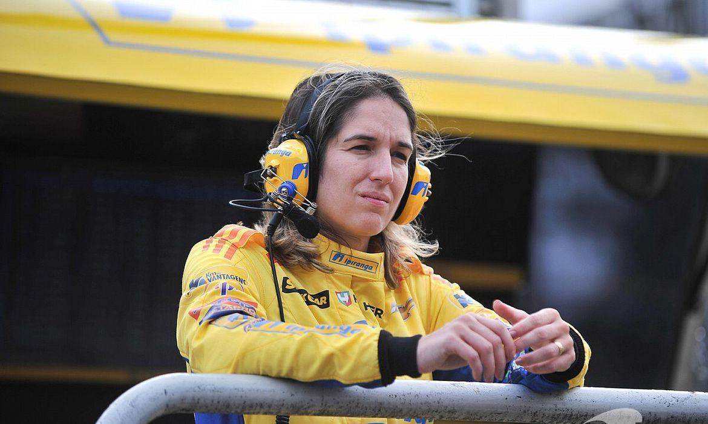 Bia Figueiredo é nomeada coordenadora nacional do FIA Girls on Track.
