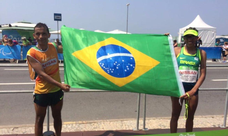 Edneusa Dorta disputou a primeira Paralimpíada da carreira (Divulgação/Brasil 2016)