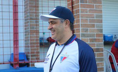 Marcelo Chamusca foi demitido do Fortaleza, após nove jogos e apenas uma vitória.