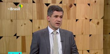 Alexandre Lima, coordenador da ANA, dá entrevista ao Saiba+