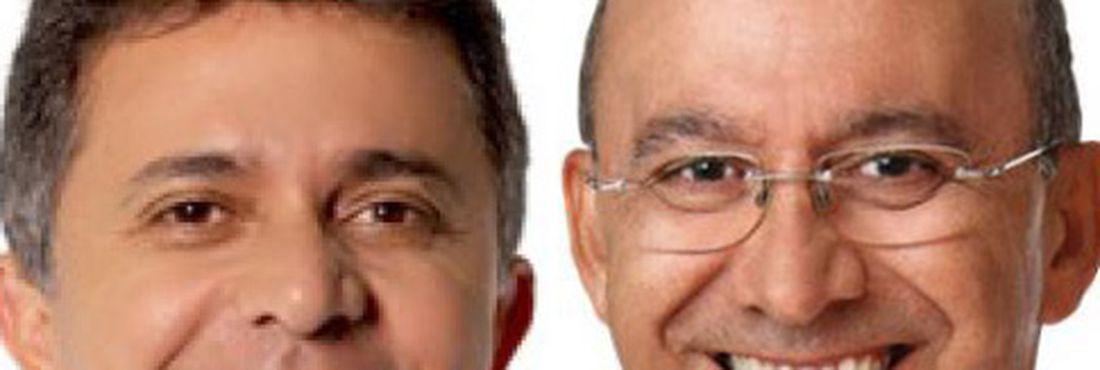 Confúcio Moura (PMDB) e Expedito Júnior (PSDB) disputam o segundo turno em Rondônia