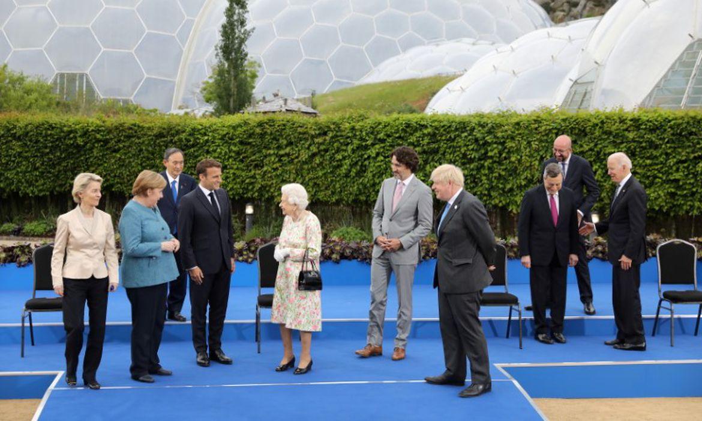 .G7 summit in Cornwall
