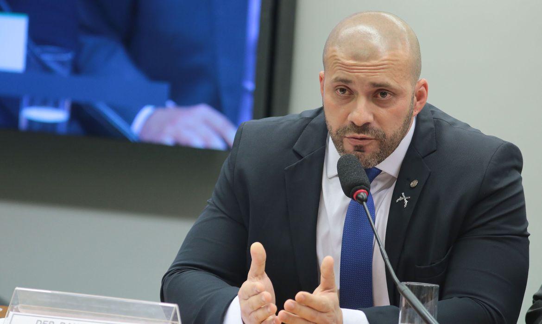 Dep. Daniel Silveira (PSL - RJ)