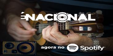 """EBC lança perfil """"É Nacional"""" no Spotify"""