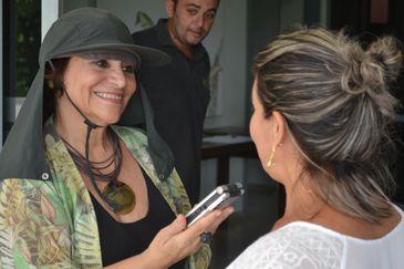 Bióloga Rossana Venturieri fala sobre o manejo do Pirarucu