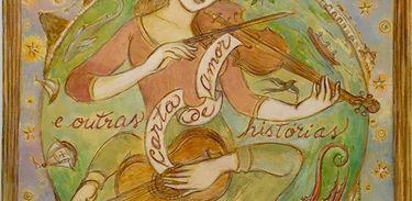 """Capa do CD """"Cartas de Amor e Outras Histórias"""""""