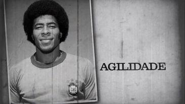Camisa 10 do Botafogo, Jairzinho foi o Furacão da Copa de 1970