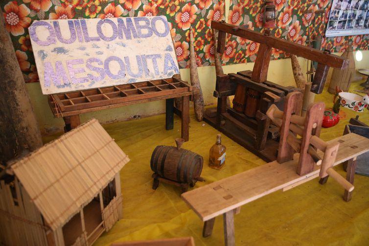 Acervo de memória da Comunidade Quilombola de Mesquita, presente na região da Cidade Ocidental há mais de 270 anos.
