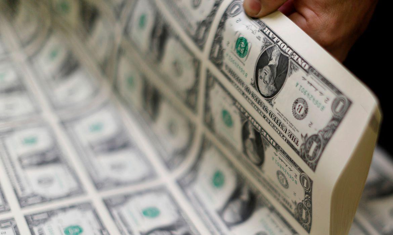 dólar, dinheiro