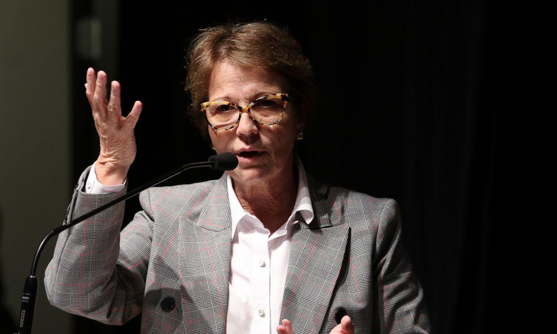 A ministra da Agricultura, Pecuária e Abastecimento, Tereza Cristina, participa do o 14º Encontro de Previsão de Safra