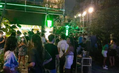 SP tem 200 estabelecimentos autuados em fiscalização durante Carnaval