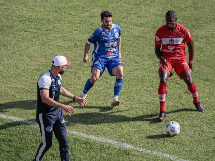 CRB vence Goianésia e avança na Copa do Brasil - em 27/03/2021