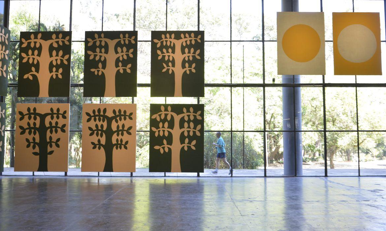 33ª Bienal Internacional de São Paulo, com curadoria de Gabriel Pérez-Barreiro, no Parque do Ibirapuera.