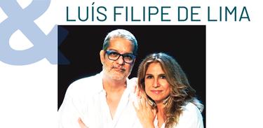Verônica Sabino e Luís Felipe de Lima