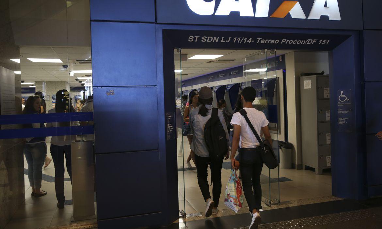 Caixa registra 12 milhões de transações após liberação do FGTS ...