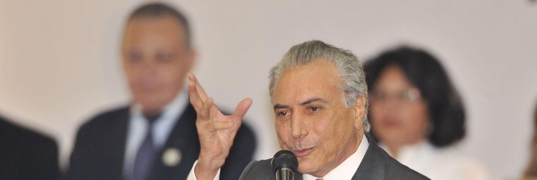Vice-presidente diz que resultados das Eleições 2012 comprovaram parceria do PMDB e PT