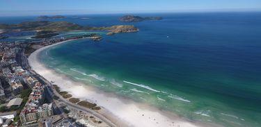 Meu Pedaço do Brasil apresenta as belezas naturais e a história de Cabo Frio