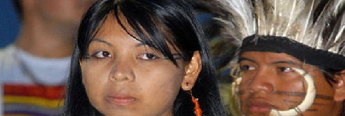 Índios Terenas, em Mato Grosso do Sul.