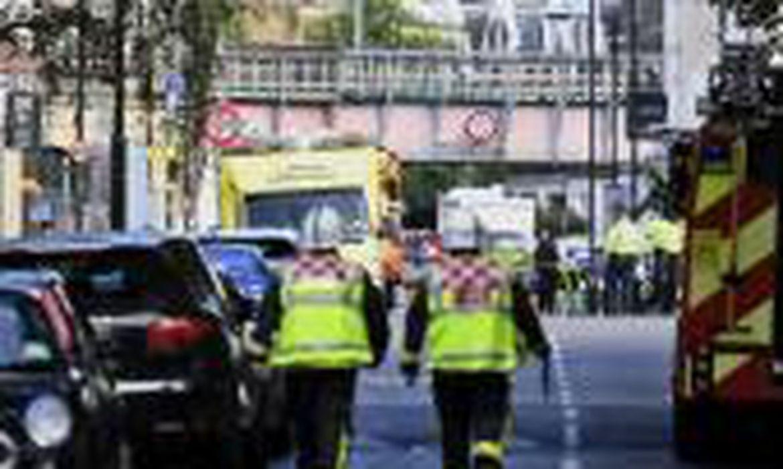 Explosão no Metrô de Londres causa queimaduras em passageiros - Divulgação Agência EFE