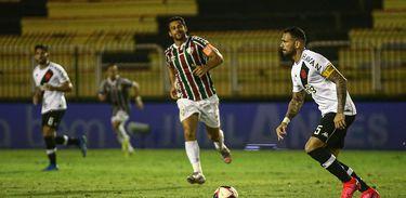 Fluminense 1 x 1 Vasco