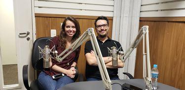 Isabela Azevedo e Bruno Leal