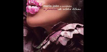 CD A POESIA DE ALDIR BLANC MARIA JOAO E CONVIDADOS