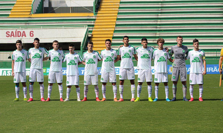chapecoense, brasileiro sub-17, futebol
