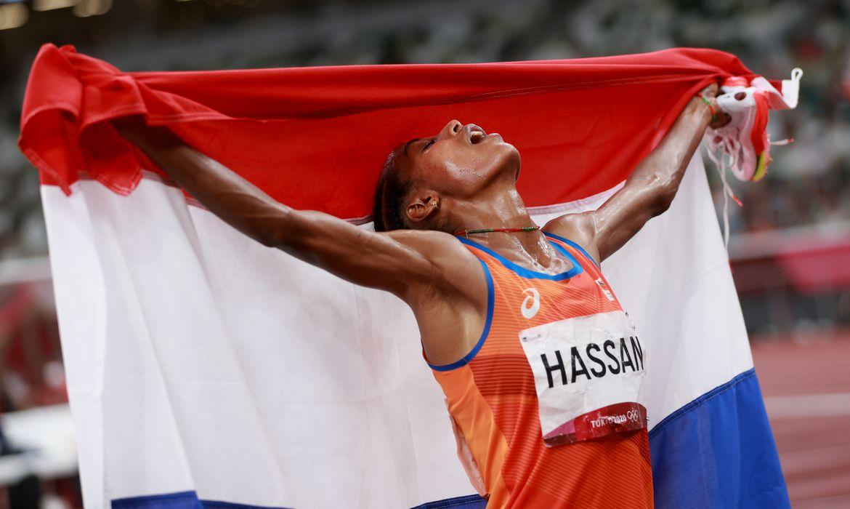 Corredora holandesa Sifan Hassan