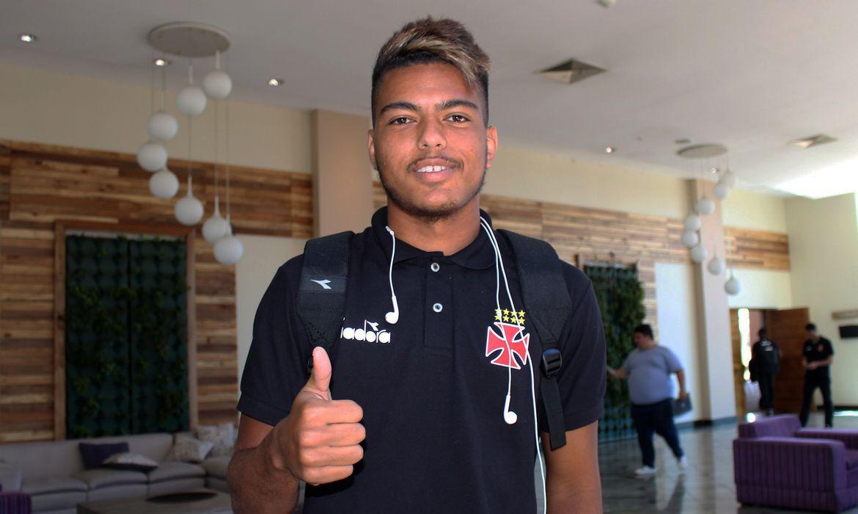 Evander será o camisa 10 do Vasco na Libertores- Foto: Carlos Gregório Jr/Vasco.com.br.