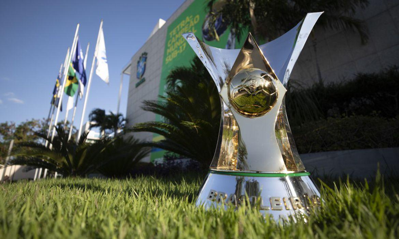 troféu, taça, campeonato brasileiro, série a, brasileirão