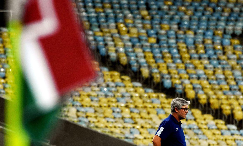 Fluminense x Athletico-PR, odair hellman