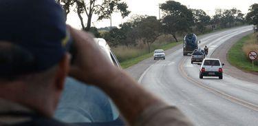 Fiscalização nas estradas