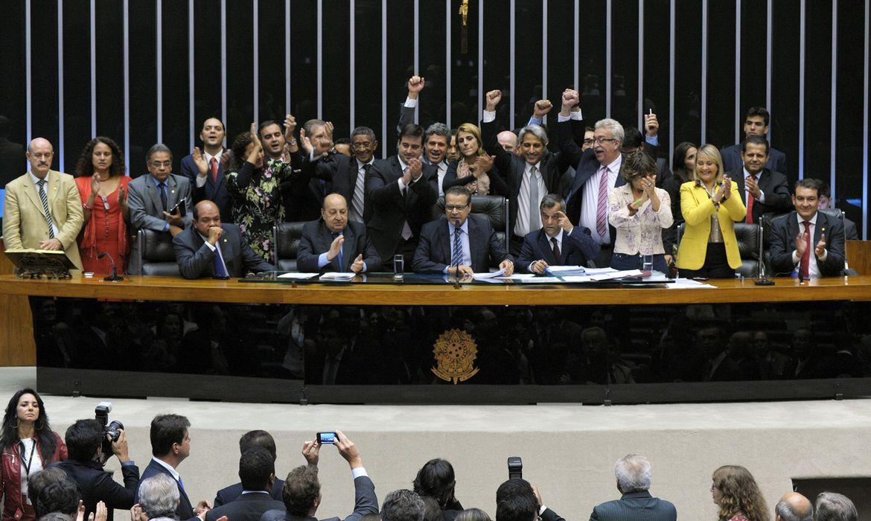 Brasília - O Marco Civil da Internet volta a ser discutido e pode ser votado nesta semana no plenário da Câmara dos Deputados (Luis Macedo/Câmara dos Deputados)