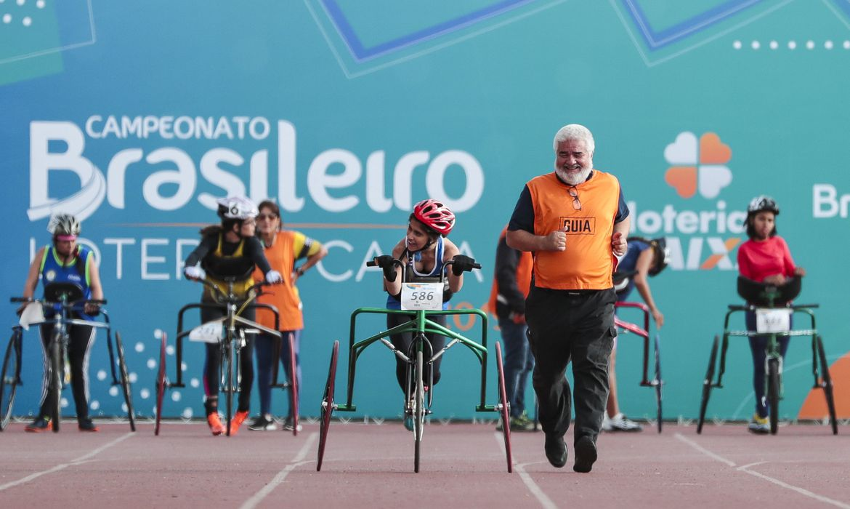 27.09.19 - Campeonato Brasileiro Loterias Caixa de Para Atletismo - Prova RR (PETRA) - Foto: Ale Cabral/CPB