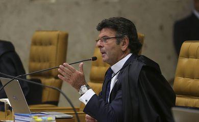 ministro do Supremo Tribunal Federal (STF) Luiz Fux