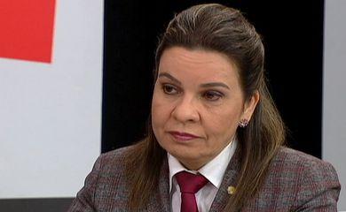 Deputada federal Raquel Muniz (Divulgação/Agência Câmara)