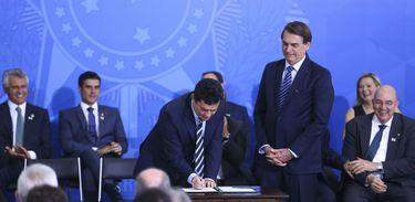 Lançamento do Projeto em Frente Brasil