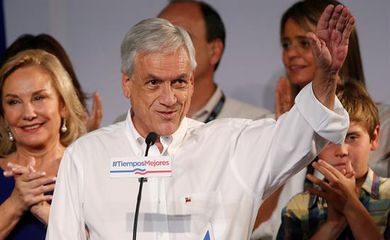 Sebastián Piñera, candidato a presidente do Chile - Agência EFE