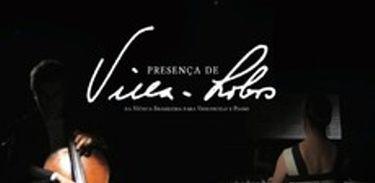CD Presença de Villa-Lobos na Música Brasileira para Violoncelo e Piano, volume 2