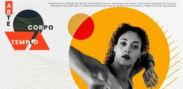 Professora de balé, Jeniffer Rodrigues, falou sobre o projeto Ar(te) Cor(po) Temp(l)o