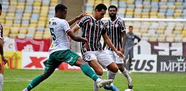 Portuguesa x Fluminense