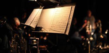 Partitura, Orquestra