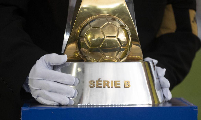 série B, troféu, Campeonato Brasileir, segunda divisão - taça série b - troféu série b