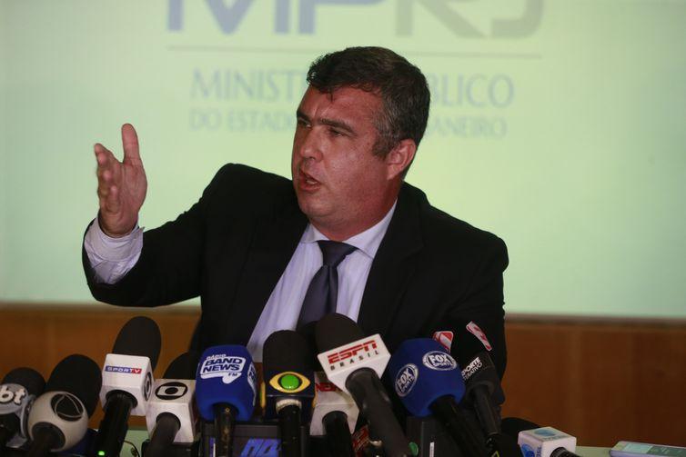 O procurador-chefe do MPT, Fabio Villela Macedo